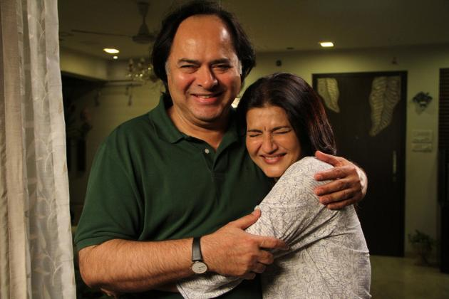 "Farooq Sheikh will soon be seen in ""Club 60"" with Sarika. / Photo: By Special Arrangement / The Hindu"