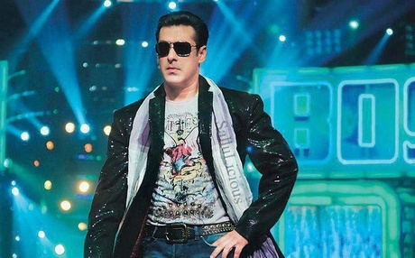 """We are working on something which is different. It is not along the lines of 'Satyamev Jayate'. We will have a lot more entertainment in it. We will rock next year,"" Salman told IANS. (Publicity Material)"