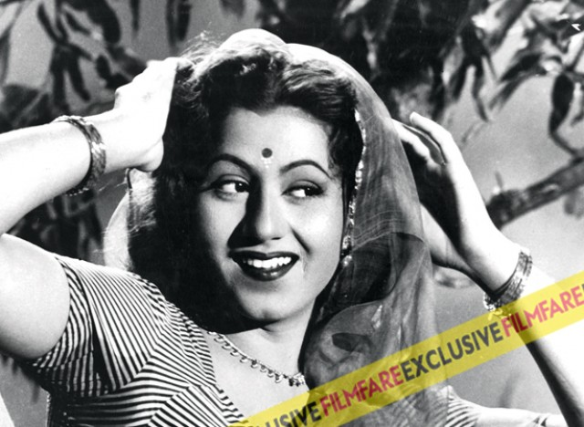 Light-hearted romances worked for Madhubala too. Movies like Tarana with Dilip Kumar added good steam to her career.