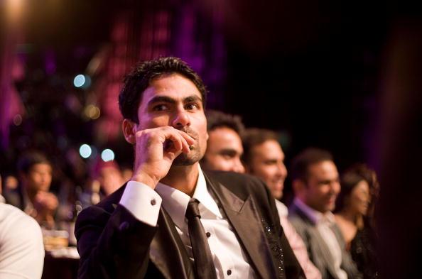 MUMBAI, INDIA - APRIL 23:  Mohammad Kaif attends the IPL Awards Night at the Grand Hyatt on April 23, 2010 in Mumbai, India.  (Photo by Ritam Banerjee-IPL 2010/IPL via Getty Images)