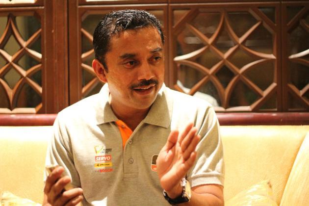 Ace navigator Musa Sherif / The Hindu