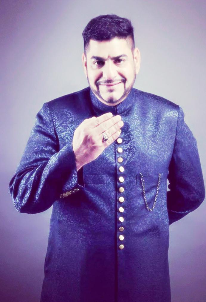 chef Izzat Hussain.   IANS