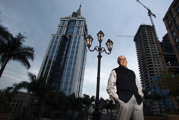 Image: Namas Bhojani for Forbes India Irfan Razack, 62, chairman and managing director of Prestige Group