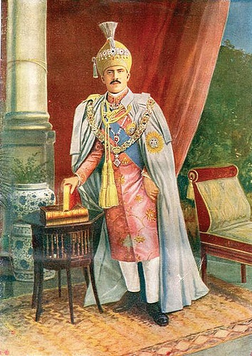 Mir Osman Ali Khan, the last Nizam of Hrderabad