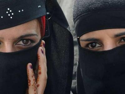 Most victims of the UK hate crimes were Muslim girls and women aged from 14 to 45 in traditional Islam dress. The perpetrators were mainly while males aged 15 to 35 (File photo)
