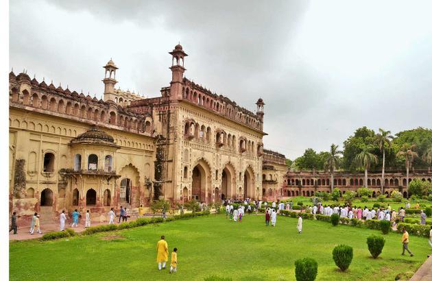 The city of etiquette -Bada Imambara complex of Lucknow / Photo: Rajeev Bhatt