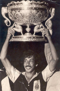 With Federation Cup (1983)