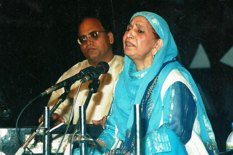 Raj Begum, RIP!