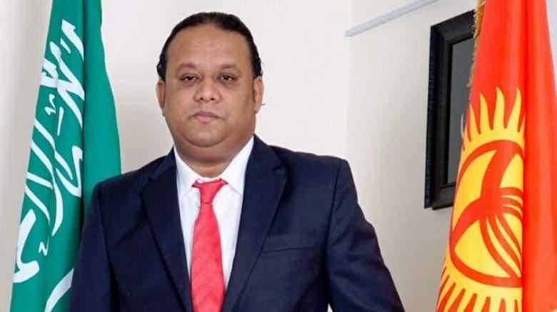 Shaik Rafik Mohammed, Chairman of Gammon Group / image credit: Twitter