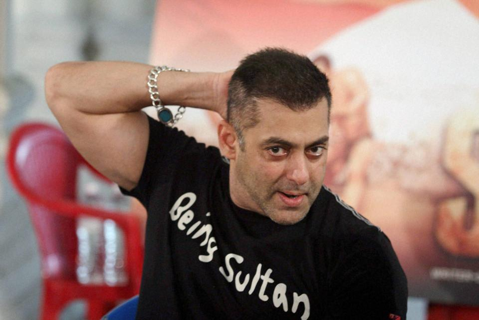 Actor Salman Khan's stardom in Germany floored actor Milla Jovovich and her husband, filmmaker Paul W.S Anderson. (PTI)