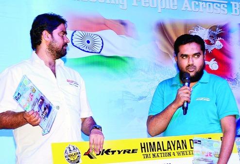 Ajgar Ali (left) and Mohammed Musthafa in Siliguri on Thursday