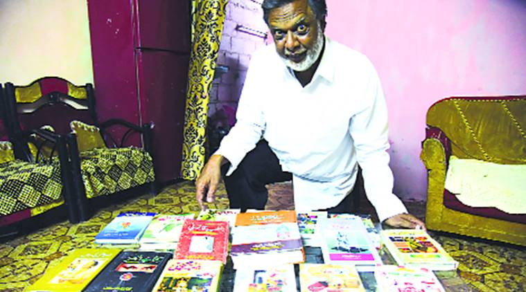 Dr Yusuf Ansari has authored over two dozen books which are used by Unani and MBBS students across India. Mayur Bargaje