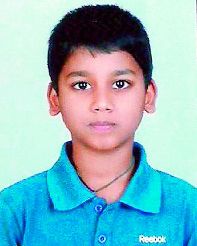 B. Varun Shanker won the finals in the sub-junior boys category.
