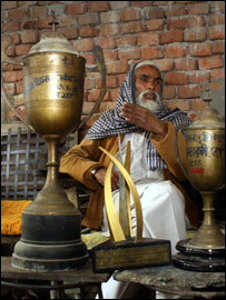 Saidullah has won many trophies (Pictures: Prashant Ravi)