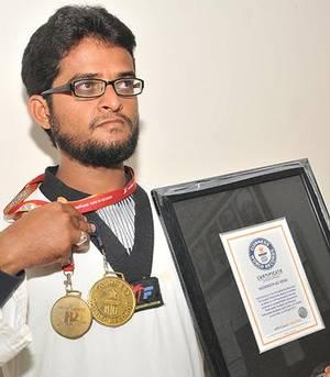 Hashmath Ali Khan.   Photo Credit: CH_VIJAYA BHASKAR