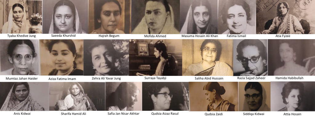 Muslim Women Who Contributed to India Nation Building | Mpositive in